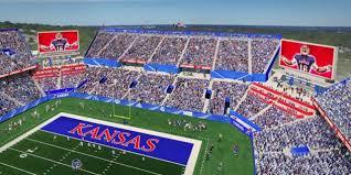 Ku Releases Plans Renderings For Football Stadium