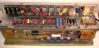 ac30. identfying capacitors vox ac30