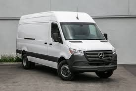 Tons of options including rear back up camera, heated seats, lane departure warning. Used 2019 Mercedes Benz Sprinter Van Review Edmunds