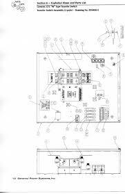 home generator transfer switch wiring diagram to automatic Generac 400 Amp Transfer Switch Wiring Diagram home generator transfer switch wiring diagram for generac automatic solidfonts 2011 01 232918 ts w001 wiring Generac Transfer Switch Installation