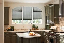 Window Treatments For A Kitchen Window Located Above The Sink Abc