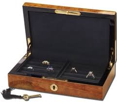 mens wooden cufflink valet case bubinga burl wood men s jewelry box watch cufflink valet case for men