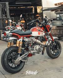 We did not find results for: Honda Super Cub And Monkey Customs For Sema 2019 Motorcycle Cruiser