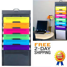wall filing system wall hanging office organizer wall mounted office mail sorter wall mounted filing system wall file