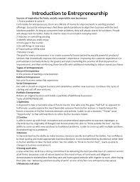 Introduction To Entrepreneurship Introduction To Entrepreneurship Summary Studeersnel