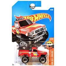 Amazon.com: Hot Wheels 2017 HW Hot Trucks 1987 Toyota Pickup Truck ...