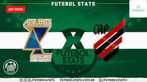 Como assistir Azuriz x Athletico-PR Futebol AO VIVO – Campeonato Paranaense  2021 - Futebol Stats