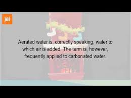 Vending Machine Meaning In Hindi Stunning What Is The Meaning Of Aerated Water YouTube