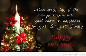 Happy New Year Quotes Wallpaper