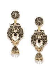 antique drop earrings