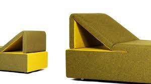 modern convertible furniture. Striking Versatility In Modern Sofa Design: Peel Convertible Furniture - Pursuitist O