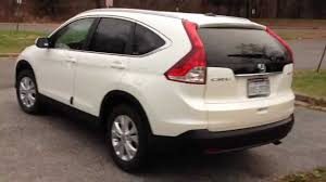 2012 Honda CR-V EX-L AWD Review, Walk Around, Start Up, Quick ...