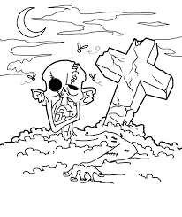 Small Picture Zombie Free Halloween Coloring Pages Free Hallowen Coloring