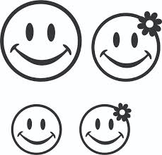 homely ideas smiley face coloring pages 2 printable for kids