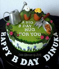 Happy Birthday Dinuka Cake Glamour By Dil Facebook