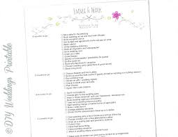 Printable Bridal Shower Gift List Template Bridal Shower Ideas For Honeymoon Registry Invitation
