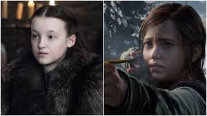 Bella ramsey, who's played lyanna since season 6. Hki2wwv N2on9m