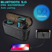 <b>2019 Newest TWS</b> Wireless <b>Bluetooth</b> Earphone Mini True Stereo In ...