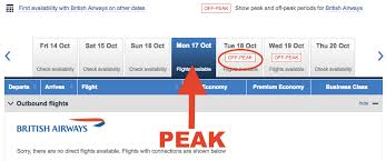 Avios Upgrade Chart British Airways Executive Club Avios Upgrades Technical