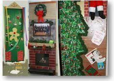 decorate office door for christmas. Exellent Decorate Christmas Office Door Decorations  Bing Images Throughout Decorate Office Door For Christmas O