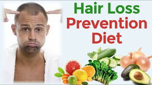 foods that promote hair growth in men