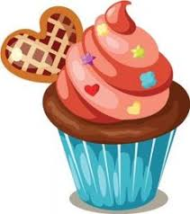 cupcakes with sprinkles clipart. Modren Clipart Delicious Cliparts 78864 License Personal Use On Cupcakes With Sprinkles Clipart K