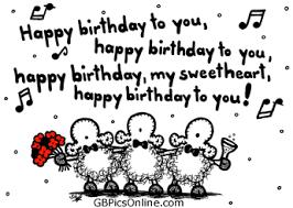 Happy Birthday Bilder Happy Birthday Gb Pics Seite 12 Gbpicsonline