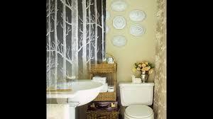Kleine Badezimmer Dekoration Ideen Youtube