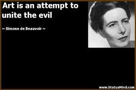 Simone De Beauvoir Quotes Gorgeous Simone De Beauvoir Quotes