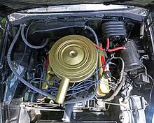 chrysler rb engine wikivisually rb 383 golden lion engine in a 1959 windsor