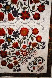 695 best Four block quilts images on Pinterest | Block quilt ... & William Morris in Quilting: Quilt Convention Part Two Adamdwight.com