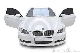 bmw car 335i convertible doors open