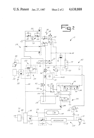 patent us4638888 hydraulic elevator google patents patent drawing