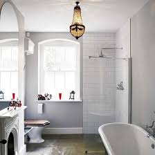 vintage bathroom lighting ideas bathroom. The Vanity Is Typically Only Piece Of Furniture Beneath A Sash Window. Mirrors Primarily Reflect Light Beautifully. Lack Square Footage Vintage Bathroom Lighting Ideas H