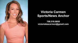 Welcome to the official page of nbc cw6 news reporter victoria carmen. News Anchoring Victoria Carmen