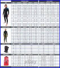 Oneill Psycho Tech Mens Wetsuit 4 3mm Fuze Chest Zip Fsw