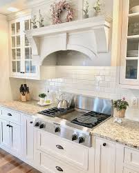 Antique White Kitchen Cabinets My Farmhouse In 2019 Off White