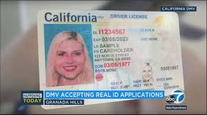 Real To video Begins Accept Id Applications Dmv