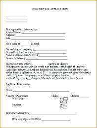 Free Rental Application Template Pdf Apvat Info