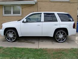 24s and i level in the front - Chevy TrailBlazer, TrailBlazer SS ...