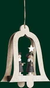 Christbaumschmuck Glocken Kurrende Baumbehang