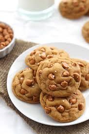 erscotch chip pudding cookies