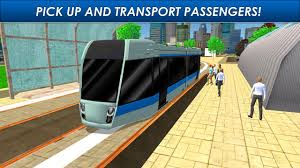 Speed Tram Driver Simulator 3D 1.2 APK Download Android.