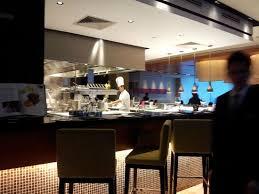 restaurant open kitchen. Simple Open Open Kitchen Concept Restaurant Picture Of Osia Steak Open Kitchen  Restaurant With R