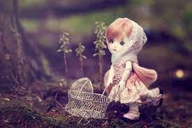 Cute Baby Doll Hd Wallpaper Download