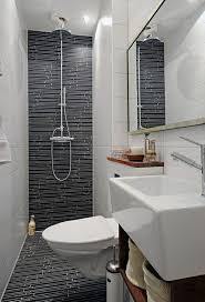 Bathroom: Minimalist Small Bathroom Ideas - Small Spaces
