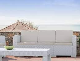 monaco rattan lounge set xl sst 836