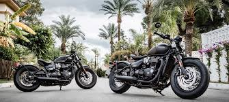 2018 triumph bonneville bobber black motorcycle review cycle world
