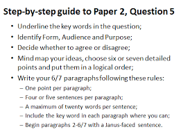How to answer a paper 2 question. This Much I Know About A Step By Step Guide To The Writing Question On The Aqa English Language Gcse Paper 2 John Tomsett