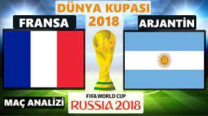 Fransa - Arjantin Maç Özeti Öncesi Analiz Dünya Kupası 2018 - video  Dailymotion